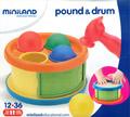 Tambor bolas (pound & drum)