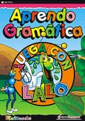 Aprendo gram�tica. Juega con Lalo. ( CD ) - Versi�n educativa -