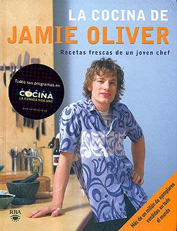 La cocina de jamie oliver recetas frescas de un joven for Jamie oliver utensilios de cocina