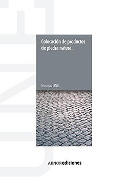 Colocaci n de productos de piedra natural aenor la - Colocacion piedra natural ...