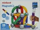 Magnetics 36 piezas