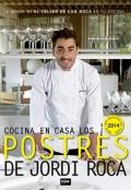 Cocina en casa los postres de Jordi Roca.