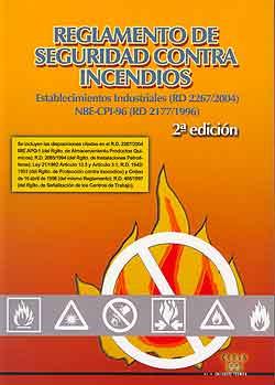 el reglamento de seguridad contra incendios en los establecimien: