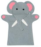 T�tere de mano Elefante