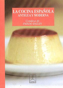 La cocina espa ola antigua y moderna condesa de pardo for Cocinas espanolas modernas