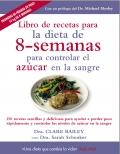 Libro de recetas para la dieta de 8-semanas para controlar el azúcar en la sangre
