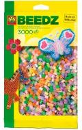 Cuentas perladas para planchar (3000 piezas)