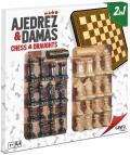 Ajedrez & Damas (chess & draughts)