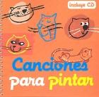 Canciones para pintar (con CD)