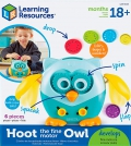 El búho de la motricidad fina Hoot (Hoot the fine motor owl)