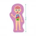 El cuerpo humano: ¿Cómo soy? (Akros)