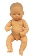Baby asiático niño (32 cm)