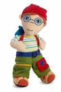 Diversity Abroches: Niño Europeo. Muñeco blandito de 40 cm