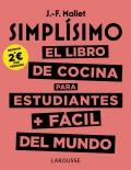 Simplísimo. El libro de cocina para estudiantes + fácil del mundo