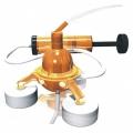 Physics bomba de agua