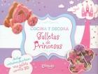 Cocina y decora galletas de princesas