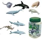 Animales marinos 8 figuras