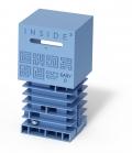 Laberinto opaco en forma de cubo. Nivel Easy 0