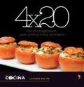 4 x 20. Cocina imaginativa para presupuestos ajustados.