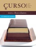 Tres chocolates. Curso de cocina todos los secretos de la cocina.