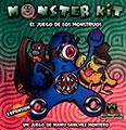 Monster Kit Expansion. El juego de los monstruos