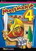 Matemanía 4. ( CD ) - Versión educativa -