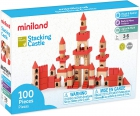 Stacking Castle (caja 100 piezas)
