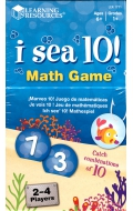 I sea 10! Math Game