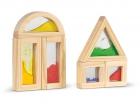 Bloques sensoriales (Sense Blocks) Montessori