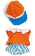 Conjunto calor polo con gorra (21cm)