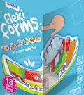 Flexi forms 6 puzzles medios de transporte