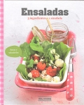 Ensaladas. 3 ingredientes = 1 ensalada. Sanas y saludables.