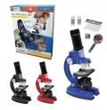 Microscopio. Juego de 23 piezas