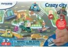 Ciudad loca magnético (Crazy city)