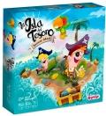 La isla del tesoro ¡Juego de habilidad y estrategia para disfrutar como un pirata!