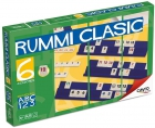 Rummi Clasic 6 jugadores (fichas tamaño clásico)