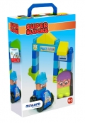 Super Blocks Police Station