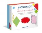 Montessori. Formas y cordones
