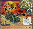 Los tesoros de África. Juego cooperativo
