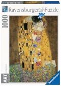El beso. Gustav Klimt 1000 piezas