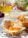 Foie gras y confits.