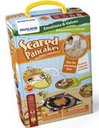 Las tortitas miedosas (Scared Pancakes). Emociones y valores