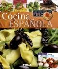 Cocina española. Con recetas de pinchos.