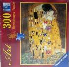 Puzle El beso de Gustav Klimt 300 piezas