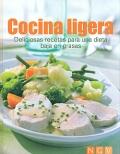 Cocina ligera. Deliciosas recetas para una dieta baja en grasas