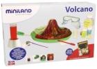 Volcano (Grande) Erupciones volcánicas.