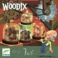 Woodix. Juego de paciencia.