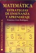 Matemática. Estrategias de enseñanza y aprendizaje. -liquidación-