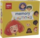 Memory Emotions. Juego de memoria de las emociones.