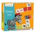 Domino 28 Animales y texturas